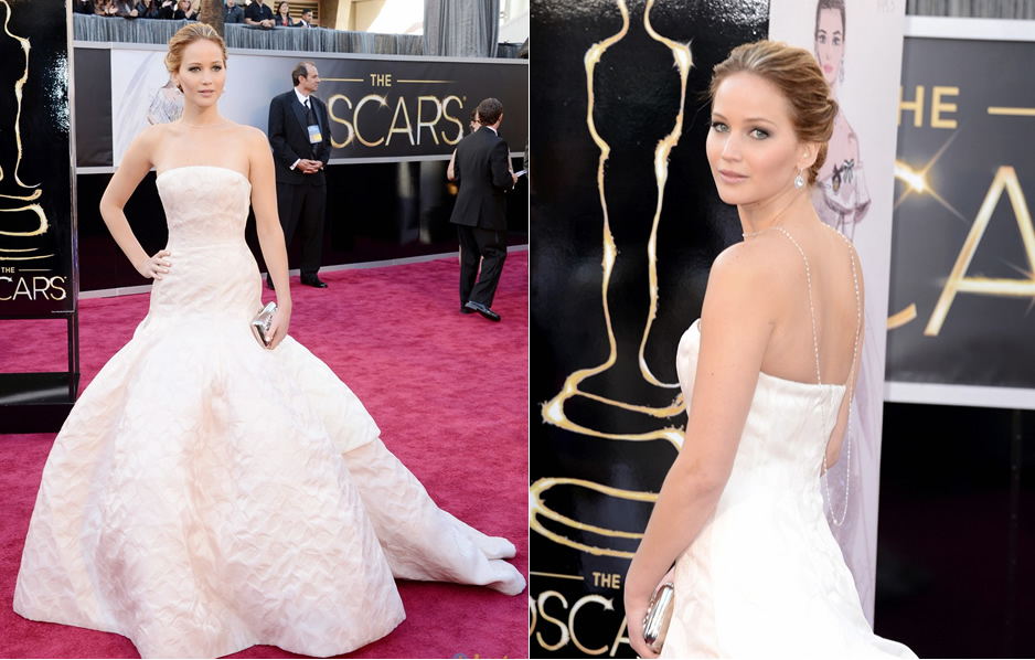 Jennifer Lawrence - oscar 2013