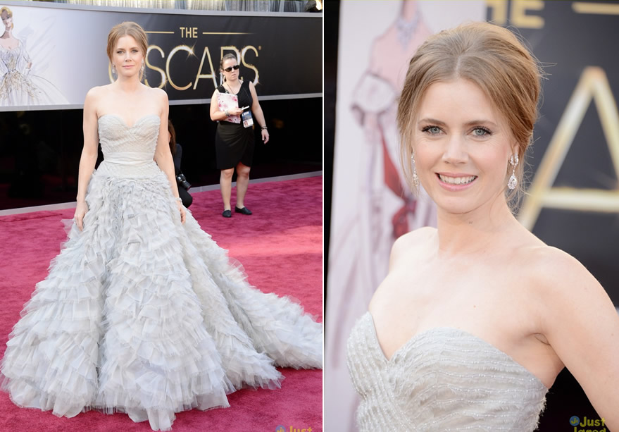 amy-adams oscar 2013