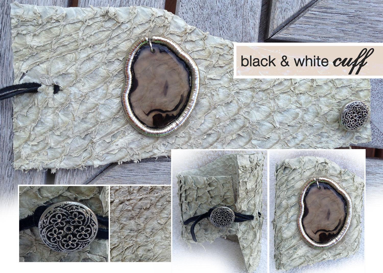 blackwhite EE cuffs