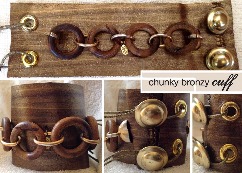 chunkybronzy EEcuffs
