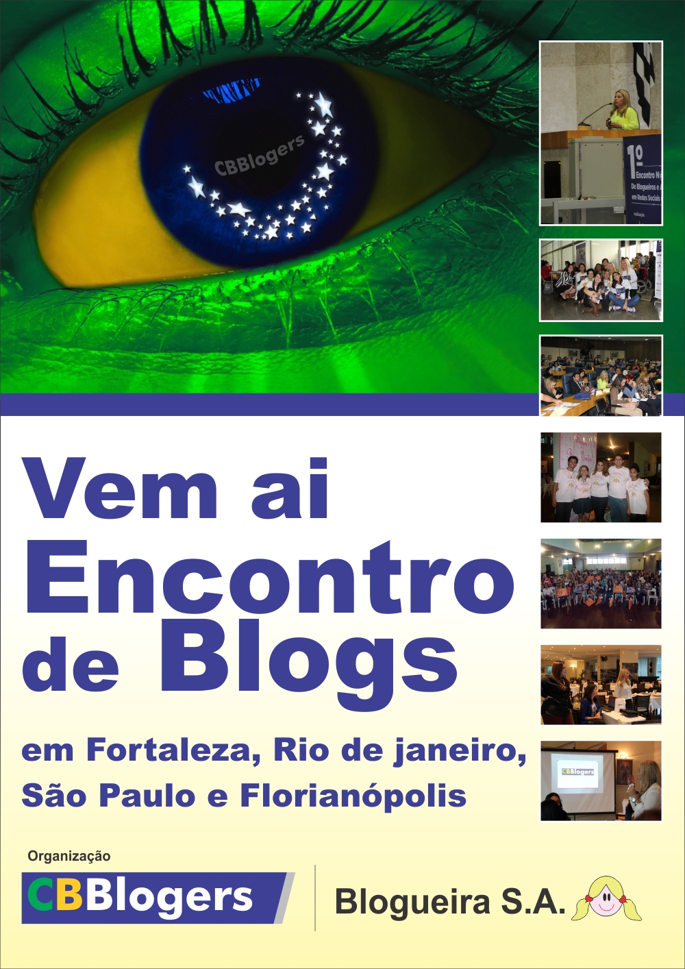 Evento de Blogs cbblogers