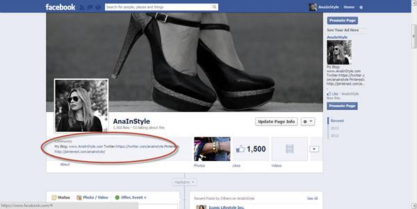 Facebook contato cbblogers