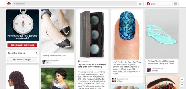 Aprendendo a usar o Pinterest 5
