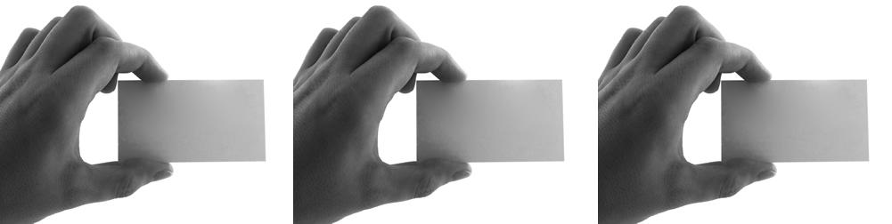 A Importância de um Business Card