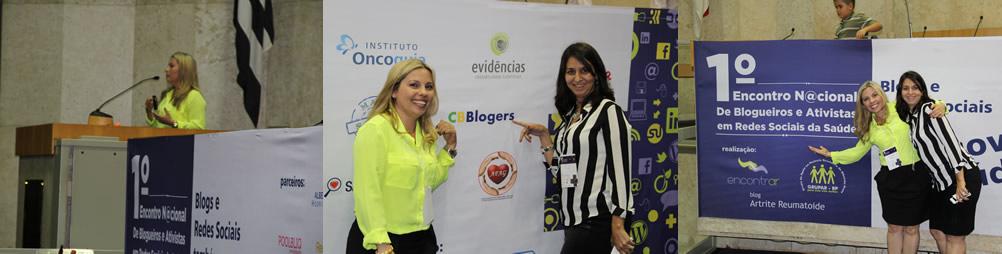 Ana Jacobs I Encontro National de Blogueiros e Ativistas em redes sociais da Saúde