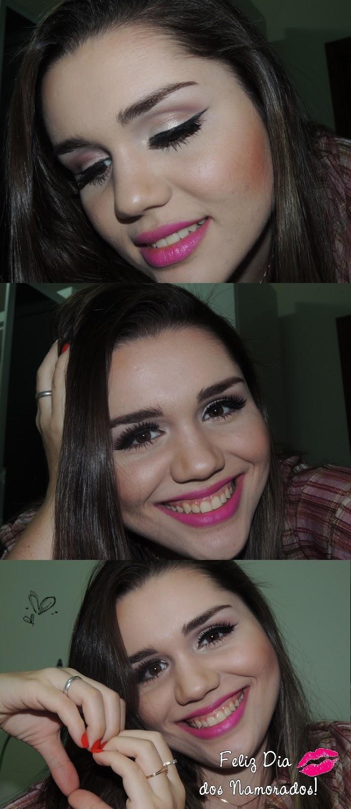 maquiagem para dia dos namorados 2