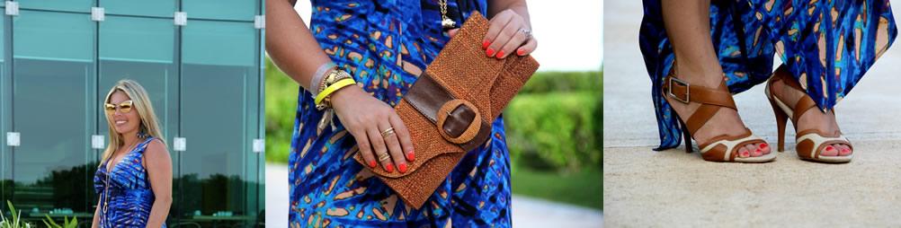 Fashion Friday: Azul