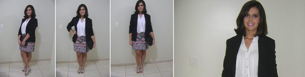 Fashion Friday: Look da Comunidade