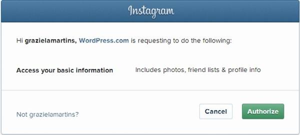 Instagram no blog, Instagram, CBBlogers