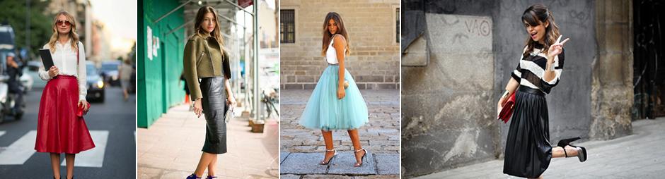 Fashion Friday: saia midi