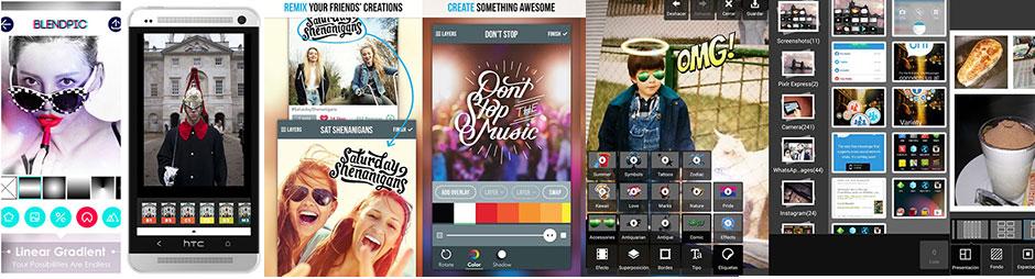 5 apps de fotografia