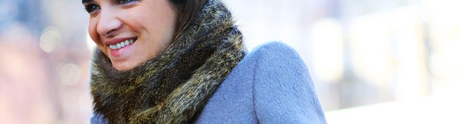 Fashion Friday: lenços e echarpes