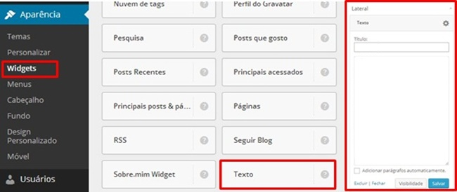 Widgets Youtube 3