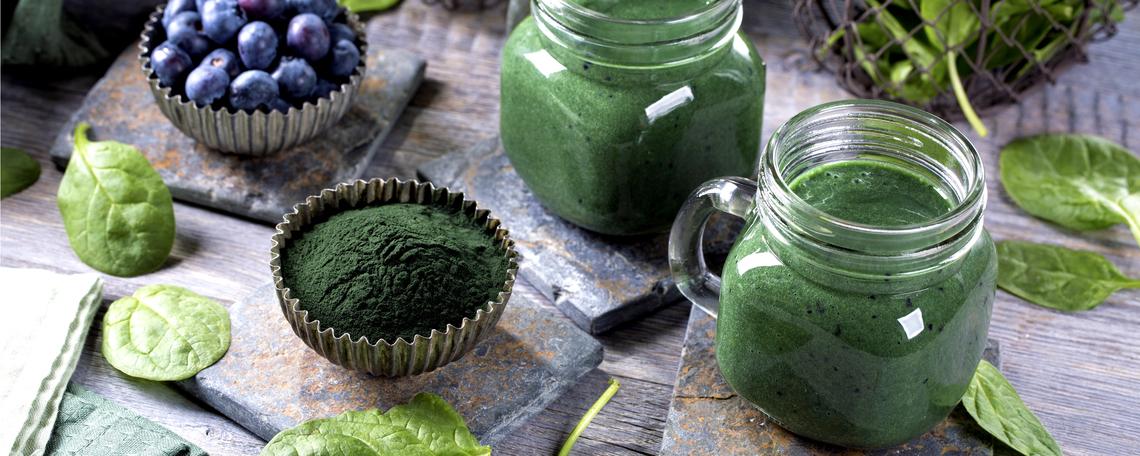 Você conhece a Spirulina? Saiba como melhorar a sua saúde com ela!