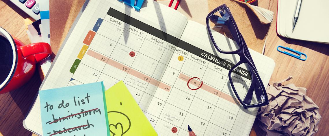 ALGUÉM ME SALVA: tabus da organização semanal