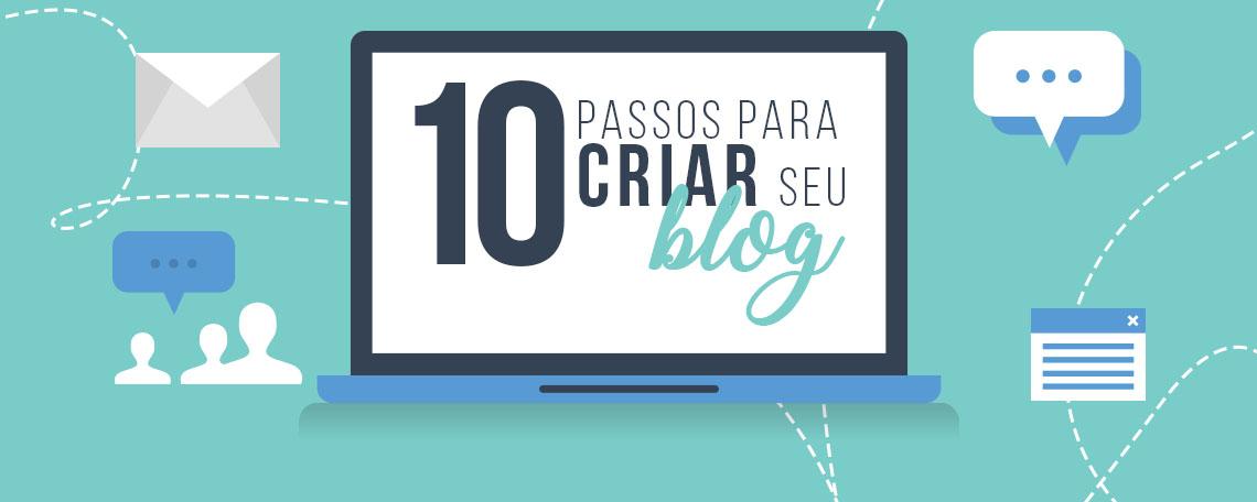 10 passos para criar seu blog: Layout do blog