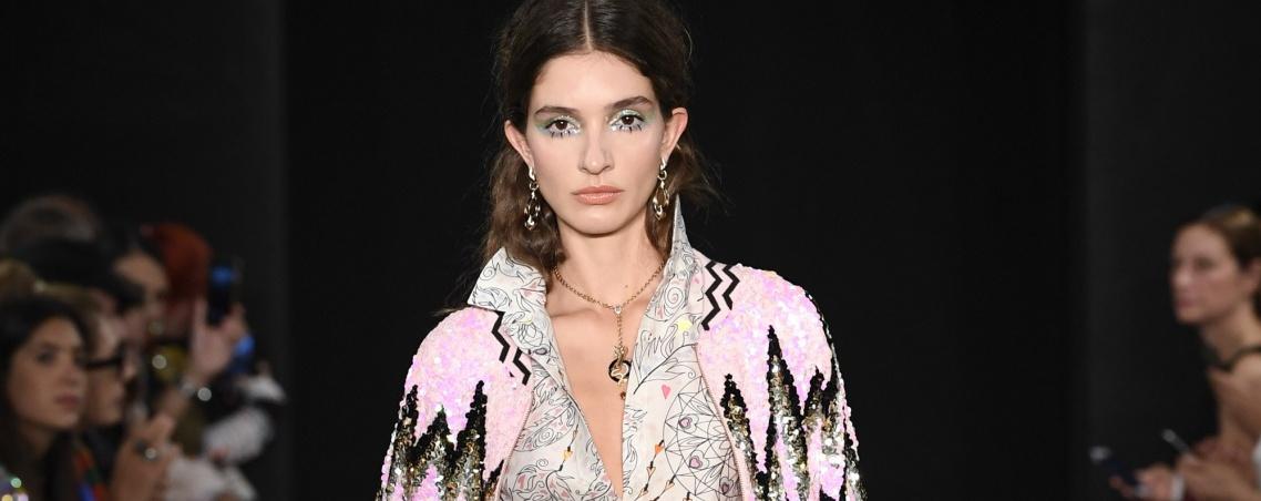 Paris Fashion Week – Desfile Manish Arora   Spring Summer 18